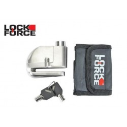 Candado Lock Force Disco de Freno con Alarma