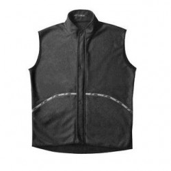 CHALECO WEATHER TEX WIND REVERSIBLE UNIK NEGRO