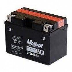 bateria moto unibat ctz14s-bs/ ytz14-s/ gtz14s