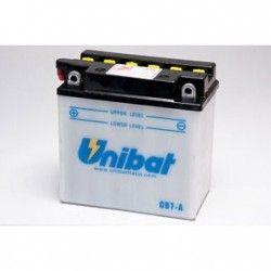 Bateria moto unibat cb7-a-sm/ yb7-a/ cb7-a