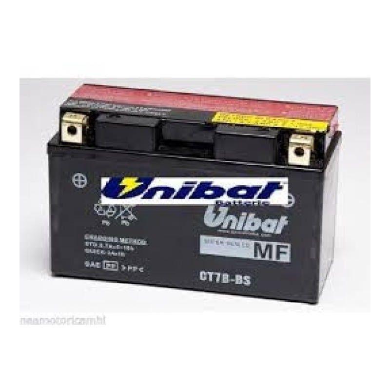 bateria moto unibat ct7b-bs/ yt7b-bs/ gt7b-4
