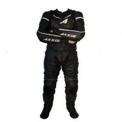 Mono Axxis AX-S1 Racing Unisex Negro Gris