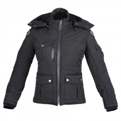 Chaqueta de moto con protecciones BY CITY URBAN LADY 2