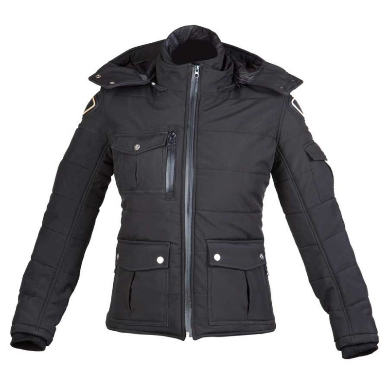 Chaqueta de moto con protecciones BY CITY URBAN MAN 2