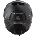 CASCO MODULAR LS2 FF902 - SCOPE NEGRO MATE