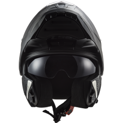 CASCO MODULAR LS2 FF902 - SCOPE TITANIO MATE