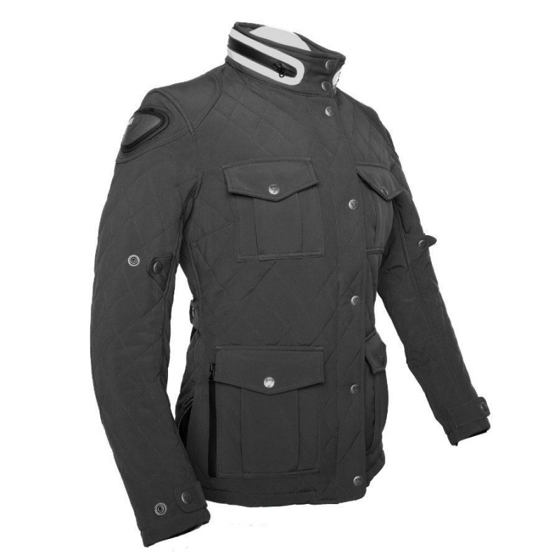 Chaqueta Invierno By City Style Man Negro
