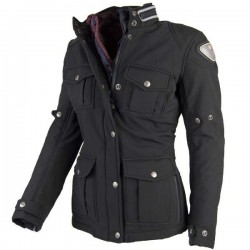 By City Chaqueta Invierno Style Lady negro